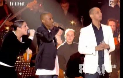 Disiz La Peste feat. Soprano & Diam's - Jeune De Banlieue (Live Victoires De La Musique 2006)