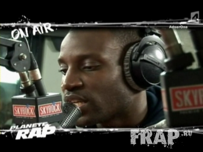 Planete Rap - Abd Al Malik (21.10.06)