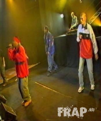 IAM feat. Wu Tang Clan - La Saga (Live Canal+)