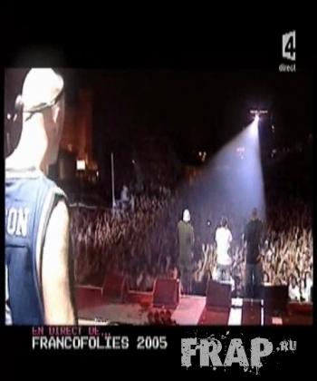 Kool Shen - Live At Francofolies (2005)