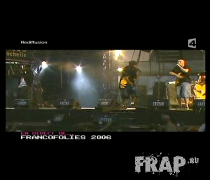 Saian Supa Crew - Live At Francofolies (2006)