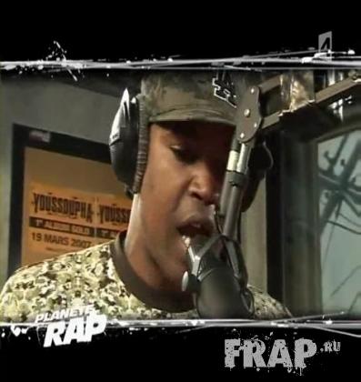 Planete Rap - Rohff (12.05.07)