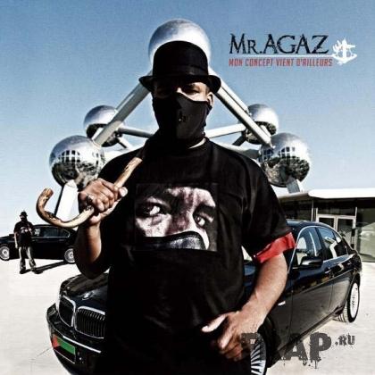 Mr. Agaz - Mon Concept Vient D'ailleur (2007)