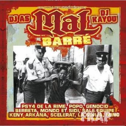 DJ As & DJ Kayou - Mal Barre (2005)