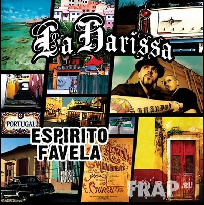 La Harissa - Espirito Favela (2008)