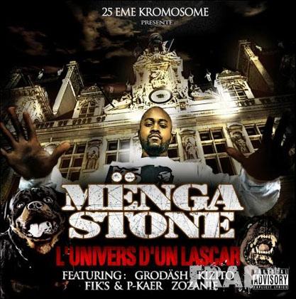 Menga Stone - L'univers D'un Lascar (2008)