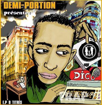 Demi Portion - 8 Titres Et 12 (2007)