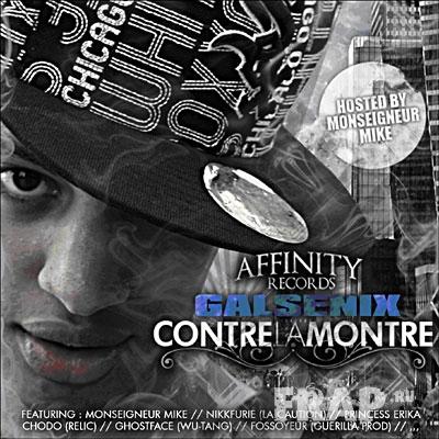Galsenix - Contre La Montre (2007)
