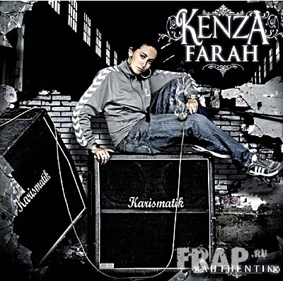 Kenza Farah - Authentik (Reissue) (2007)