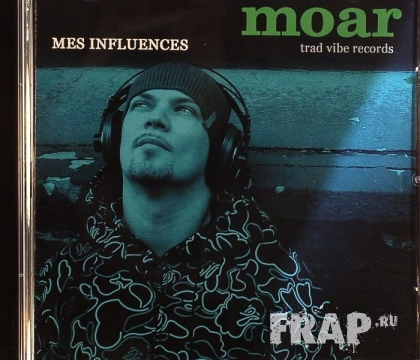 Moar - Mes Influences (2007)