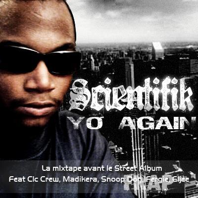 Scientifik - Yo Again (2008)