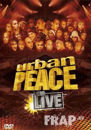 Urban Peace - Live (2002) (DVDrip)