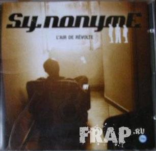 Synonyme - L'air De Revolte (2005)