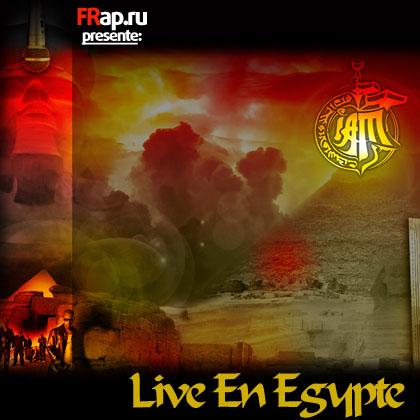 IAM - Live En Egypte (2008)