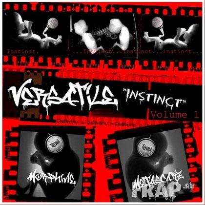Versatile - Instinct Vol. 1 (2005)