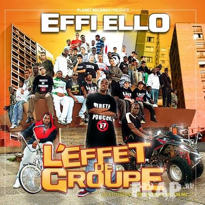 Effi Ello - L'effet De Groupe (2008)