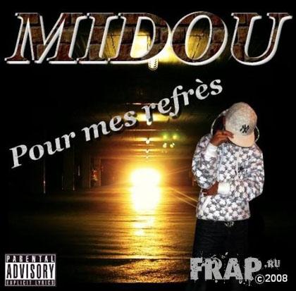 Midou - Pour Mes Refres (2008)