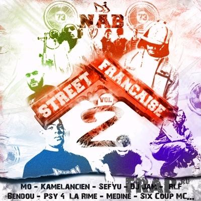 DJ Nab - La Street Francaise Vol. 2 (2008)