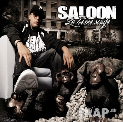Saloon - Le 4eme Singe (2008)