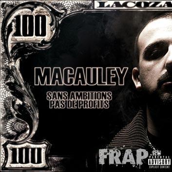 Macauley - Sans Ambitions Pas De Profits (2008)