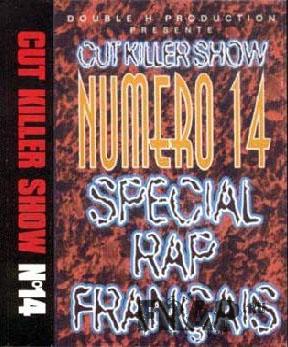 DJ Cut Killer - Mixtape N14 (Special Rap Français) (1995)