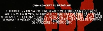 Mafia K'1 Fry - Jusqu'a La Mort [Concert Au Bataclan] (2007)