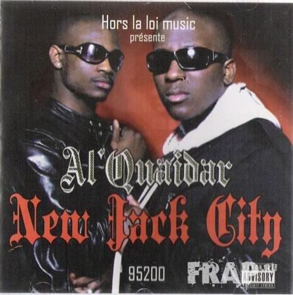 Al Quaidar - New Jack City (2008)