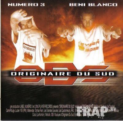 Originaire Du Sud - O.D.S. (2006)