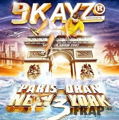 DJ Kayz - Paris - Oran - New York Vol. 3 (2007)