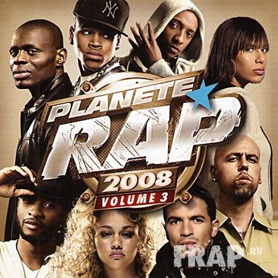 V.A. - Planete Rap 2008 Vol. 3 (2008) (CD & DVD)