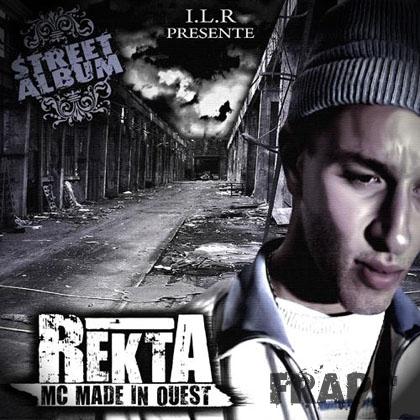 Rekta - MC Made In Ouest (2008)