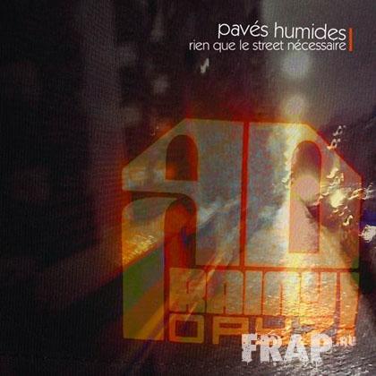 Rainydayz - Paves Humides (2007)