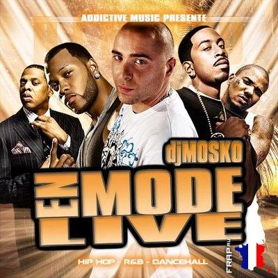 DJ Mosko - En Mode Live (2008)
