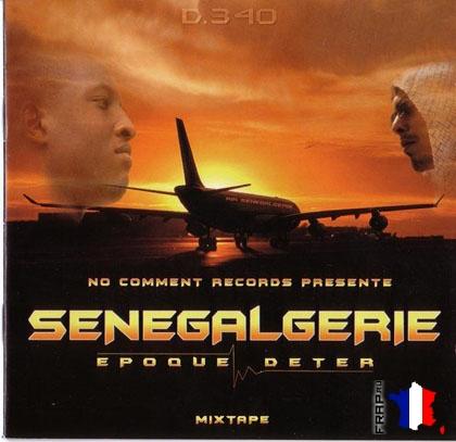 Lerfo Et Lunder - Senegalgerie (2008)