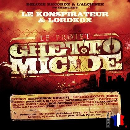 Lord Kox & Le Konspirateur - Le Projet Ghettomicide (2008)