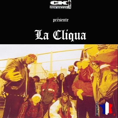 DJ Cut Killer - Presente La Cliqua (1995)