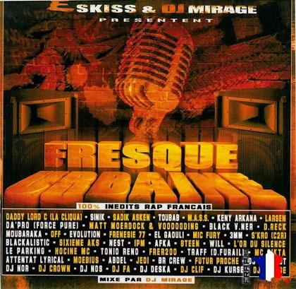 DJ Mirage - Fresque Urbaine (2005)