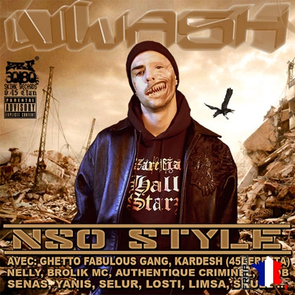 Nwash - Nso Style (2008)