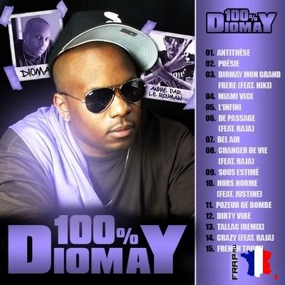 Diomay - 100 Diomay (2008)
