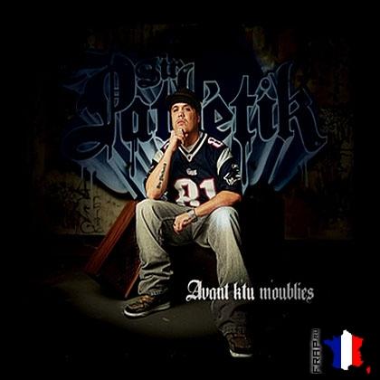 Sir Pathetik - Avant K'tu M'oublies (2008)