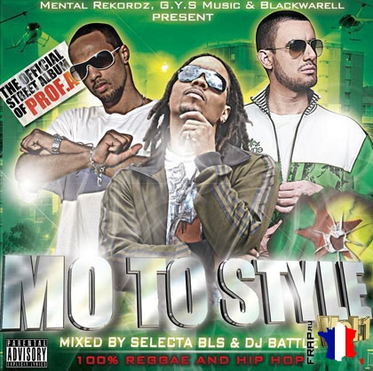 Prof.A - Mo To Style Vol. 1 (2008)