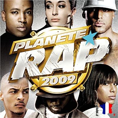 V.A. - Planete Rap 2009 (2008)