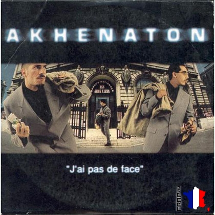 Akhenaton - J'ai Pas De Face (1997)