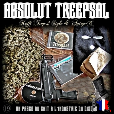 Absolut Treepsal - On Passe Du Shit A L'industrie Du Disque (2008)