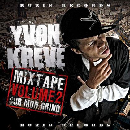 Yvon Kreve - Sur Mon Grind Vol. 2 (2008)