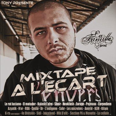 Tony - Mixtape A L'ecart (2009)