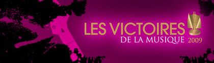 Les Victoires De La Musique 2009