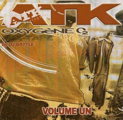 ATK - Oxygene Vol. 1 (2003)