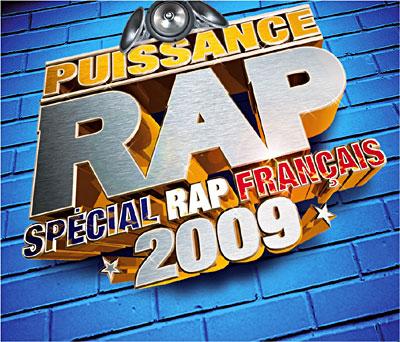 Puissance Rap 2009 (Special Rap Francais) (2009) » FRap ru