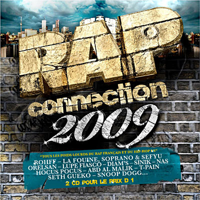 V.A. - Rap Connection 2009 (2009)